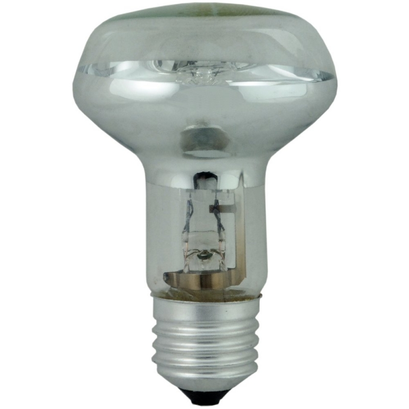 42W ES R63 Clear Eco Halogen Reflector