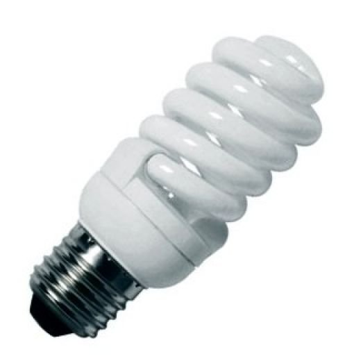 CFL 15Watt ES 2700k Energy Saving Warmwhite Bulb