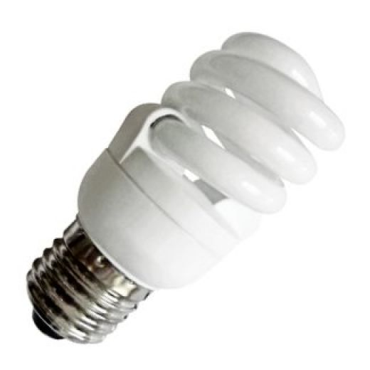 CFL 9Watt ES 2700k Energy Saving Warmwhite Bulb