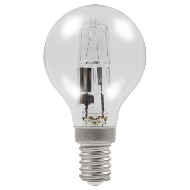 Luxina Halogen 42Watt SES 45mm Energy Saving Golf Ball Lamp