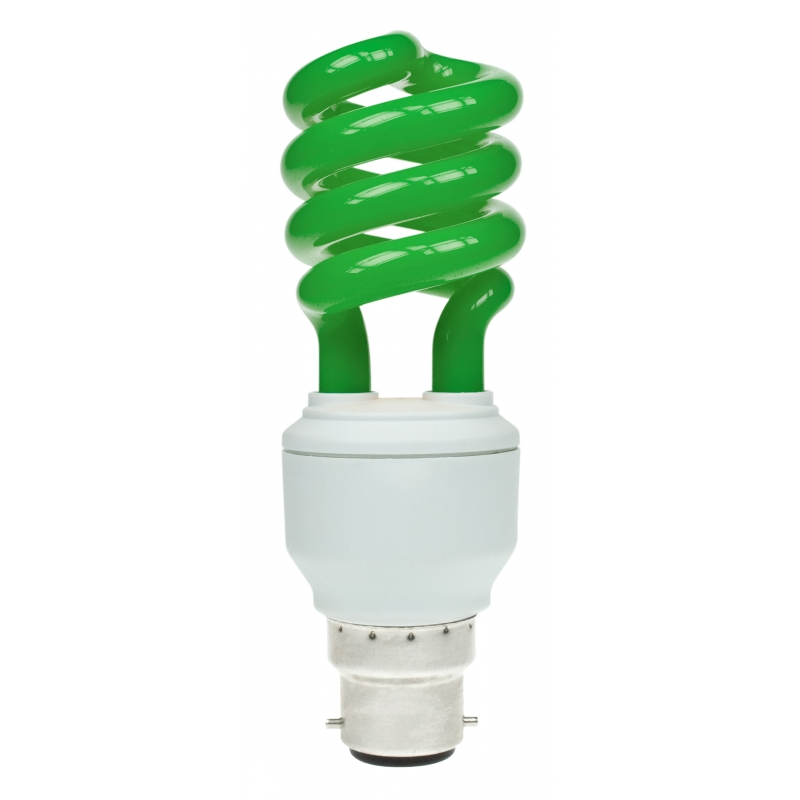 Helix 15w BC Green Energy Saver