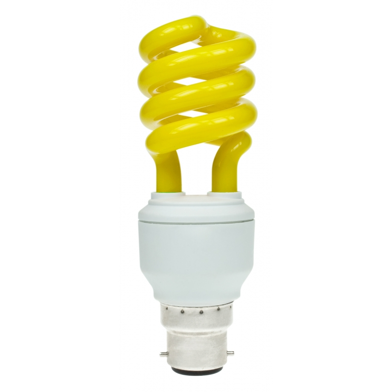 Helix 15w BC Yellow Energy Saver