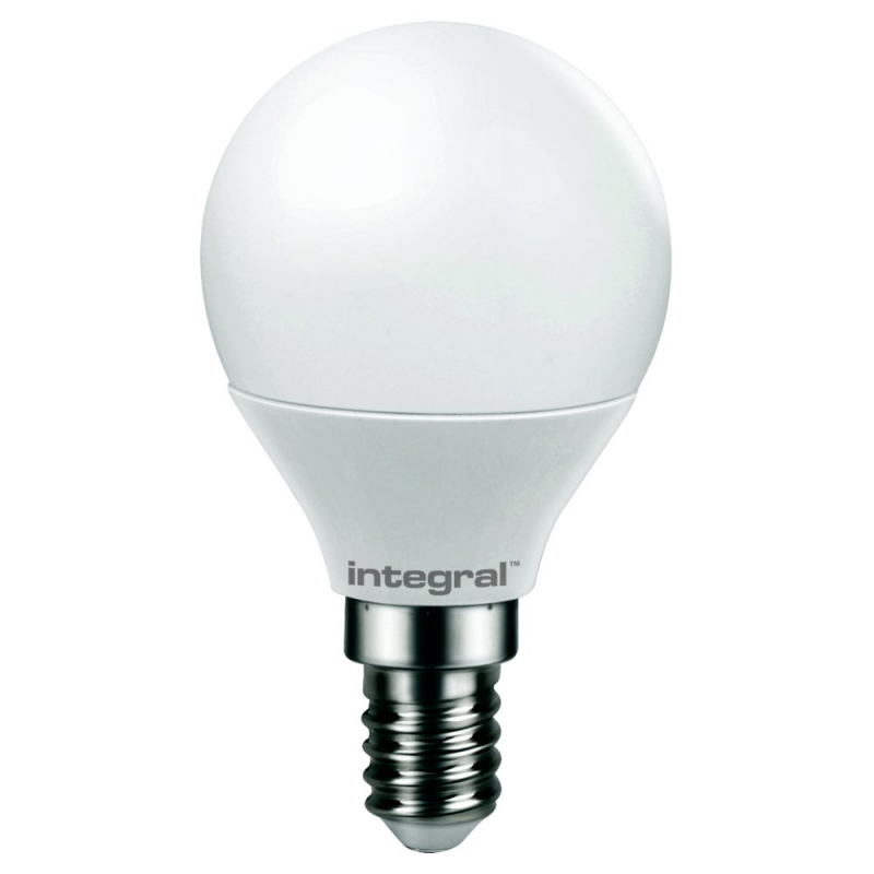 Integral Candle 6.2 W 2700K 470 lm B22 Dimmable givré-Lampe 40 W