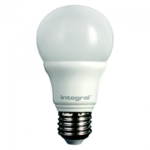 Integral 6.6W LED Classic ES Dimmable Lamp 64-24-14