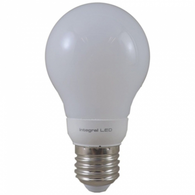 Integral LED Classic Globe 5.5W 2700K ES Non-Dimmable 23-29-61