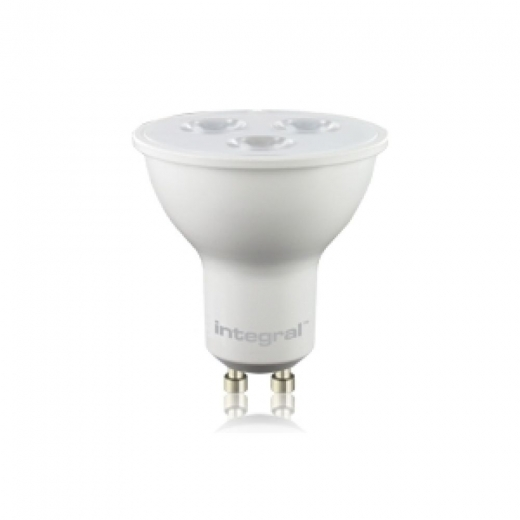 Integral 3.8W LED Non-Dimmable 2700K GU10 13-45-98