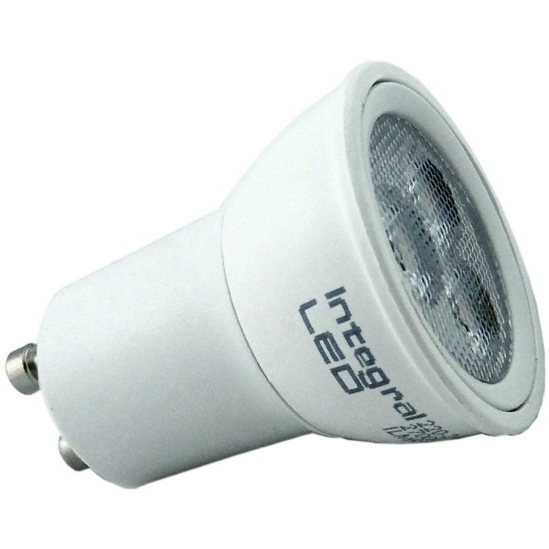 Integral LED ILMR11NC007 MR11 GU10 3.4W 2700K Non-Dimmable Lamp