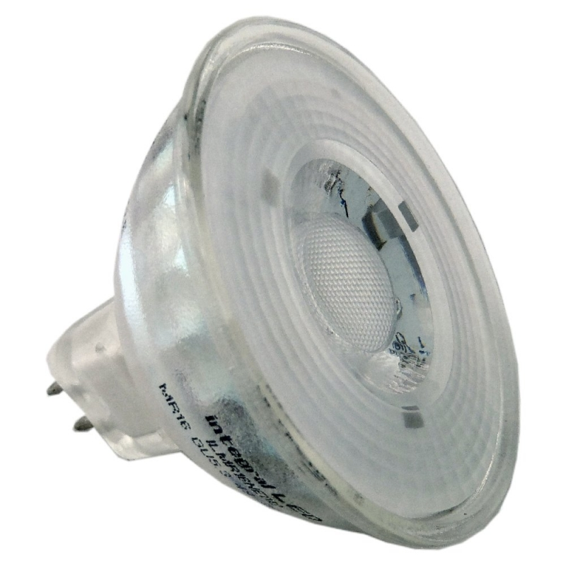 Intergral LED 12-07-90 5W MR16 Glass LED Non-Dimmable 2700K