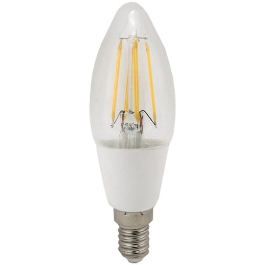 INLIGHT 4W SES Filament LED Candle 2700K INL-22537