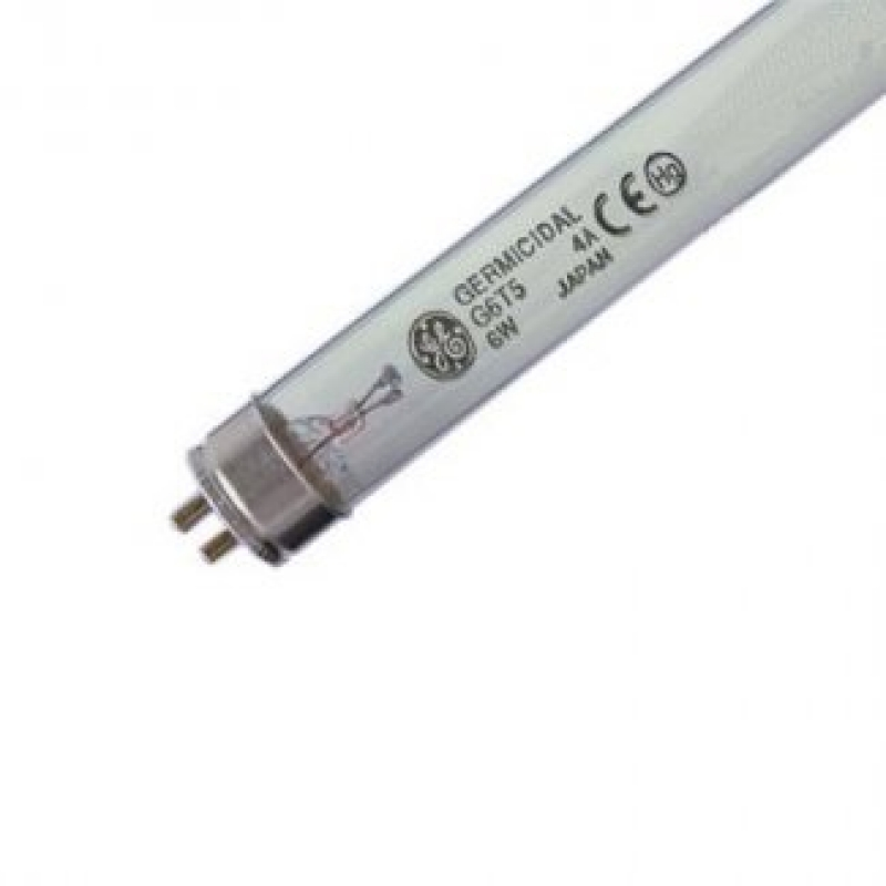 Germicidal UVC 6W T5 9 Inch Clear Tube
