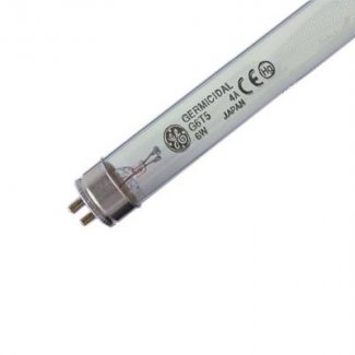 Germicidal 25w UVC G25T8 Clear Tube