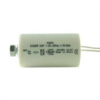 Electronic Capacitor 2MFD