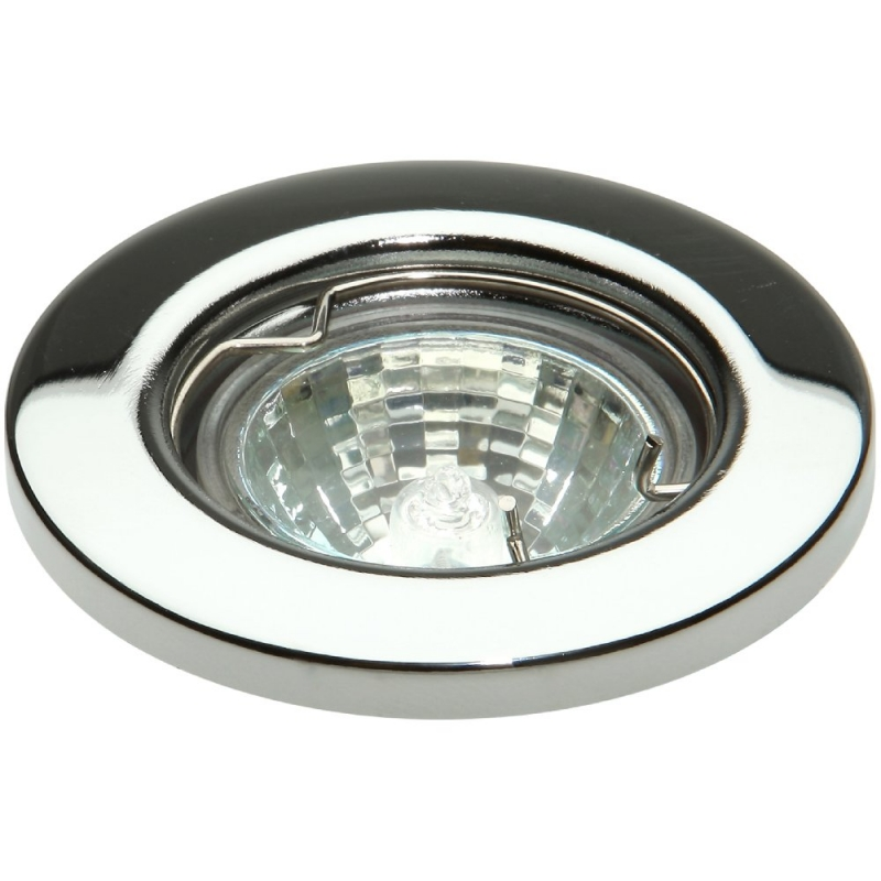 Knightsbridge L01C Low Voltage Downlight 35mm Chrome MR11