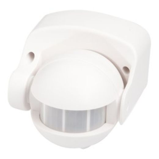 Robus External PIR Motion Waterproof White L180B-01