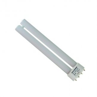 L4 Pin Low Energy Fluorescent 18W 2G11 PL-L CFL 4000K