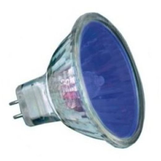 50w Blue 2,000 Hour Colour Low Voltage Dichroic