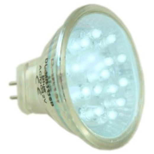 MR11 35mm Multi-Chip White LED Bulb