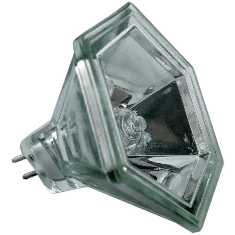 MR16 Hexagonal Dichroic Halogen 12Volt  50W AU-MR16/50HX