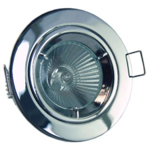 Cast Low Voltage Downlights Chrome