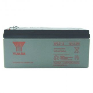 Yuasa Sealed Acid Battery 12V 2.3ah