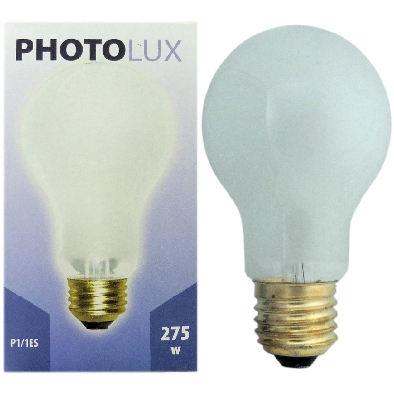 Photographic 275w Lamp ES P1/1E