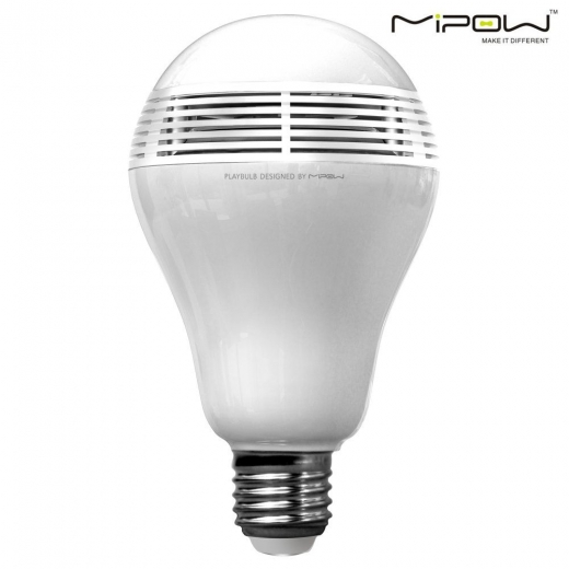 MiPOW Smart 3W LED Speaker Light Bulb ES/E27 FT104234