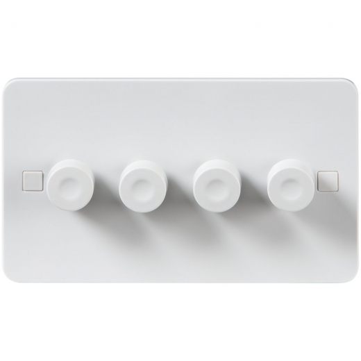 Four Gang 250W Leading Edge Dimmer PS2164
