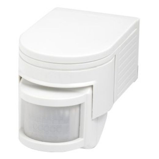 External PIR Motion Detector -R180-01 - White