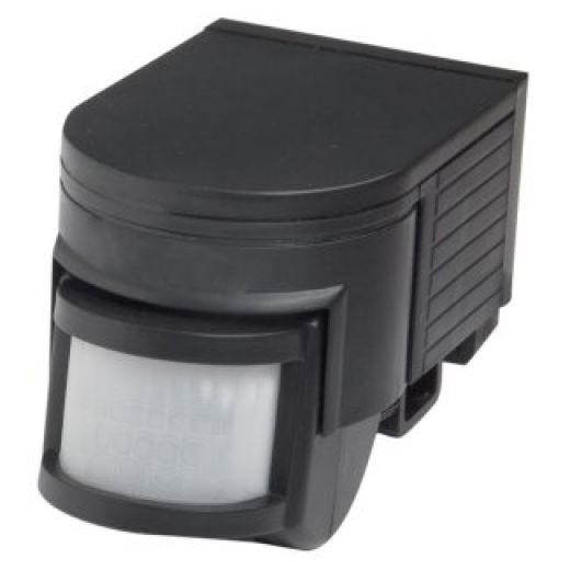 Robus External PIR Motion Detector -R180-04 - Black