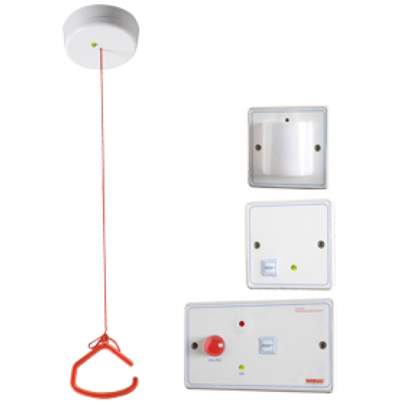 Robus RDPTA-01 Toilet Alarm Kit White