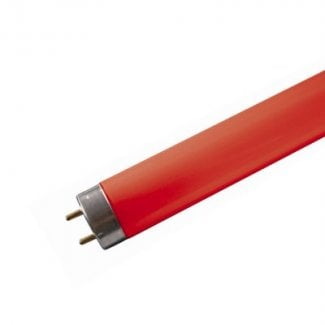 Red T5 35W Coloured Fluorescent Tube