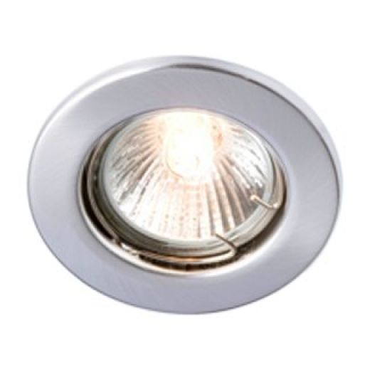 RS208E-03 Chrome Enclosed GU/GZ10 Downlight