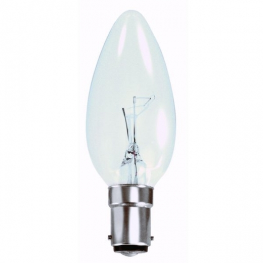Eveready SBC 40W Clear Candle PCAN40CSBC