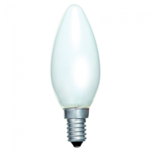Eveready Opal Candle Bulb 25W SES PCAN25OSES