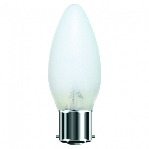 Eveready Opal Candle Bulb 40W BC PCAN40OBC