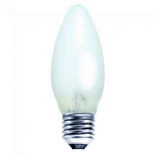 Eveready Opal Candle Bulb 40W ES PCAN40OES