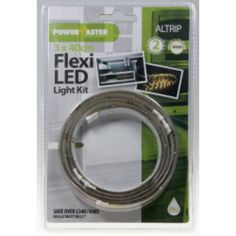 Powermaster LED Flexible Strip Kit S6836