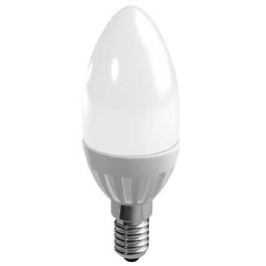 Duracell LED 3.5W Candle Frosted SES Warm White Dimmable S6898
