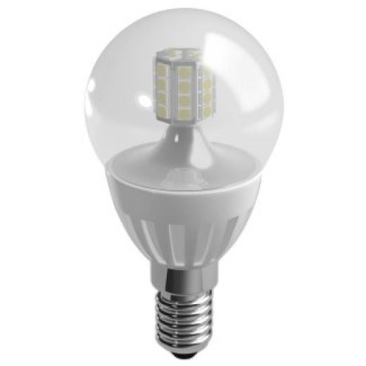 Duracell LED 3.5W Mini Globe Clear SES Warm White Dimmable S6900