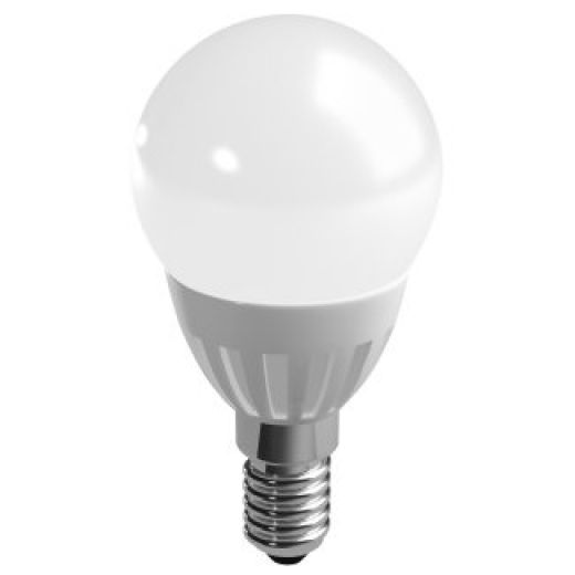 Duracell LED 3.5W Mini Globe Frosted SES Warm White Dimmable S6903