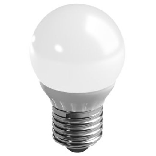 Duracell LED 3.5W Mini Globe Frosted ES Warm White Dimmable S6904