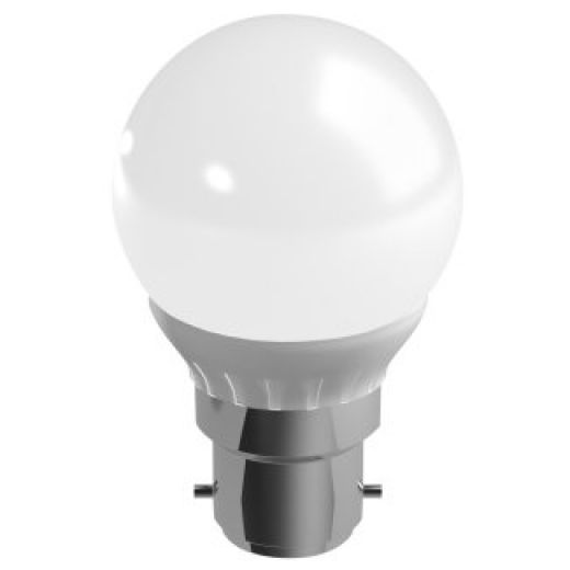 Duracell LED 3.5W Mini Globe Frosted BC Warm White Dimmable S6905