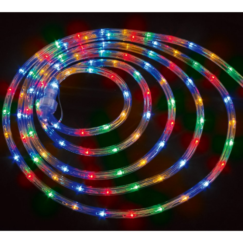 PowerMaster S9401 10M Multi-Colour LED Linkable Rope Light
