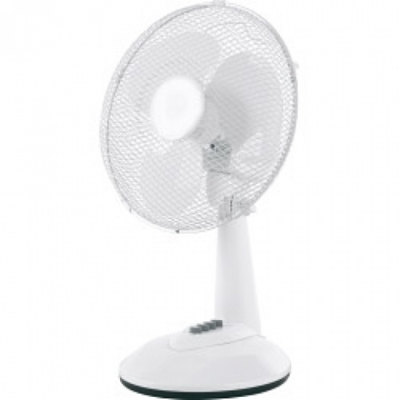SupaCool Oscillating Desk Fan 12 Inch 685975