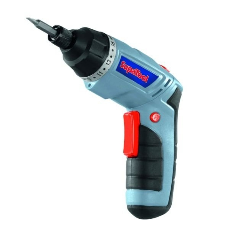 SupaTool SD36K Rechargable Cordless Screwdriver 3.6V