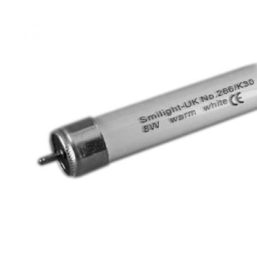 Smilight SMI8WW 8 watt Fluorescent Tube 226 Warmwhite F8T5-IL