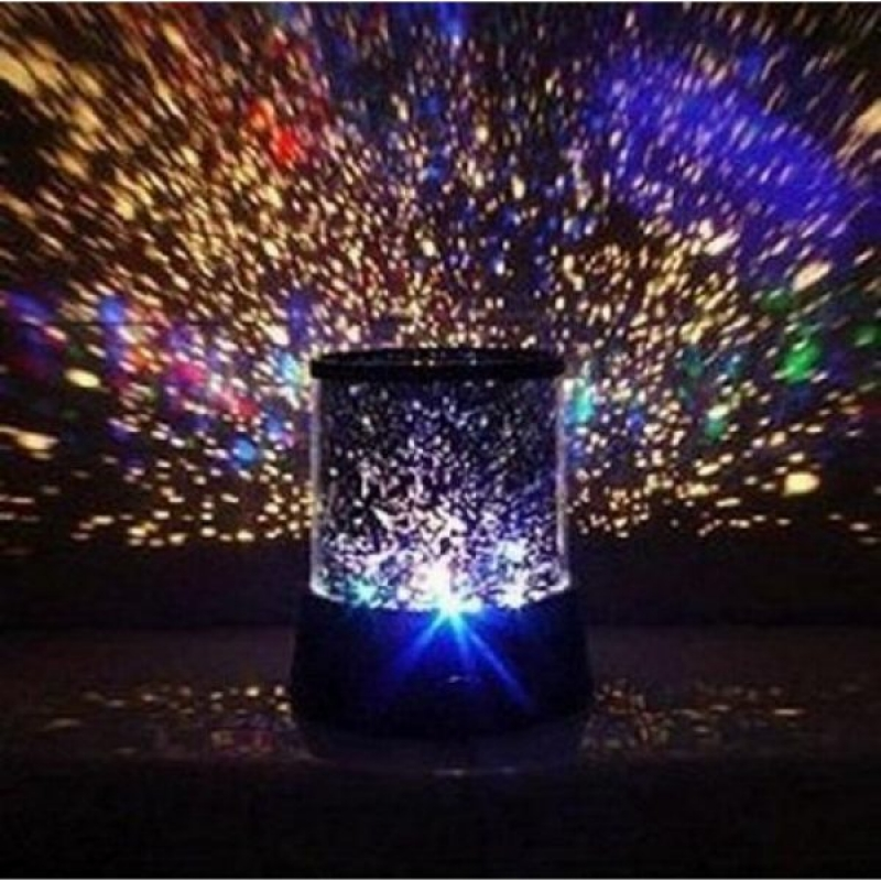 Star LED Projector Night Light