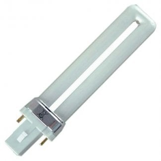 S-2 Pin Low Energy Fluorescent 9Watt Warm White