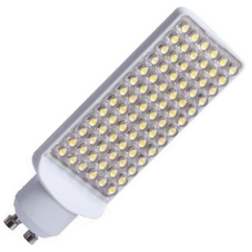 4.5Watt  L1 78 LED GU10 Flat Plate Lamp TP24-2905