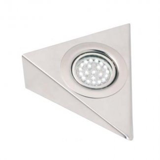 Triangle White LED Under Cabinet Downlighter